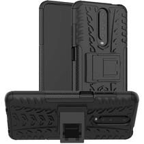 Xiaomi Redmi K30 Hoesje - Schokbestendige Back Cover - Zwart