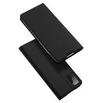 Samsung Galaxy A41 hoesje - Dux Ducis Skin Pro Book Case - Zwart