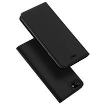 iPhone SE 2020 hoesje - Dux Ducis Skin Pro Book Case - Zwart