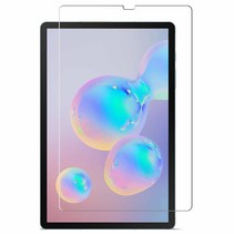 Samsung Galaxy Tab S6 Lite Screenprotector - Gehard Glas - Transparant