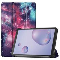 Samsung Galaxy Tab A 8.4 (2020) hoes - Tri-Fold Book Case - Galaxy