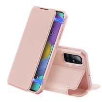 Samsung Galaxy A71 hoesje - Dux Ducis Skin X Case - Roze