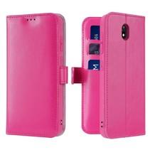 Xiaomi Redmi 8A hoesje - Dux Ducis Kado Wallet Case - Roze