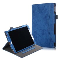 iPad 10.2 2019 / 2020 hoes - Wallet Book Case - Donker Blauw