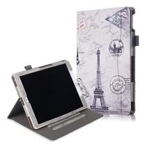iPad 10.2 2019 / 2020 hoes - Wallet Book Case - Eiffeltoren