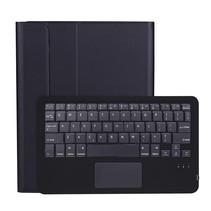 iPad Pro 11 (2020) case - Bluetooth Toetsenbord hoes - Toetsenbord hoes met Touchpad- Zwart