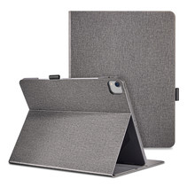 iPad Pro 11 (2020) hoes - Book Case Urban Simplicity Holder - Grijs