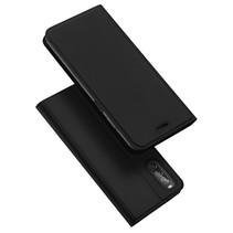 Sony Xperia 10 II hoesje - Dux Ducis Skin Pro Book Case - Zwart
