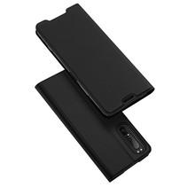 Sony Xperia 1 II hoesje - Dux Ducis Skin Pro Book Case - Zwart