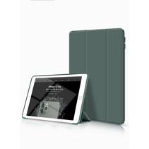 WIWU - iPad Mini 5 (2019) hoes - PU Leren Tri-Fold Book Case - Groen