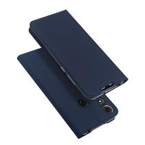 Honor 8A hoesje - Dux Ducis Skin Pro Book Case - Donker Blauw