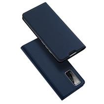 Honor 30 Pro (Plus) hoesje - Dux Ducis Skin Pro Book Case - Blauw