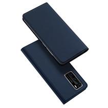 Huawei P40 hoesje - Dux Ducis Skin Pro Book Case - Blauw