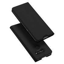 LG K50s hoesje - Dux Ducis Skin Pro Book Case - Zwart