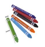 Case2go Kids Stylus Pen - Stylus pen voor kinderen - Soft Touch - Smartphone & Tablet pen - Blauw