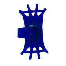Universele Draaibare Telefoonhouder Fiets - 4 tot 6.5 inch - Blauw