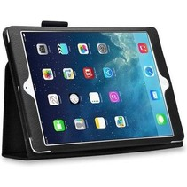 iPad Mini 5 flip hoes - Zwart