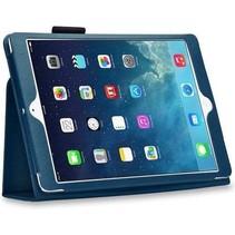 iPad Mini 5 flip hoes - Donker Blauw