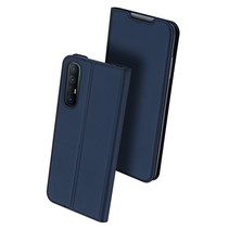Oppo Reno 3 Pro hoesje - Dux Ducis Skin Pro Book Case - Blauw