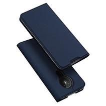 Nokia 5.3 hoesje - Dux Ducis Skin Pro Book Case - Donker Blauw