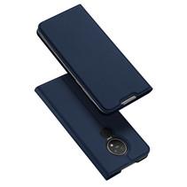Nokia 6.2 hoesje - Dux Ducis Skin Pro Book Case - Donker Blauw