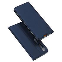 Xiaomi Mi 10 hoesje - Dux Ducis Skin Pro Book Case - Donker Blauw