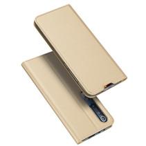 Xiaomi Mi 10 hoesje - Dux Ducis Skin Pro Book Case - Goud
