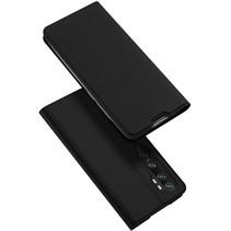 Xiaomi Mi Note 10 hoesje - Dux Ducis Skin Pro Book Case - Zwart
