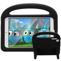 iPad Air 10.5 (2019) hoes - Schokbestendige case met handvat - Sparrow Kids Cover - Zwart