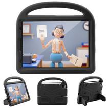 iPad Pro 11 (2018/2020) hoes - Schokbestendige case met handvat - Sparrow Kids Cover - Zwart