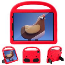 iPad Pro 11 (2018/2020) hoes - Schokbestendige case met handvat - Sparrow Kids Cover - Rood