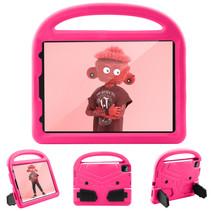 iPad Pro 11 (2018/2020) hoes - Schokbestendige case met handvat - Sparrow Kids Cover - Magenta