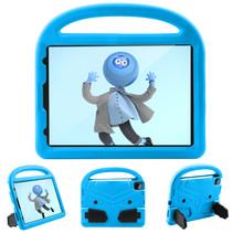 iPad Pro 11 (2018/2020) hoes - Schokbestendige case met handvat - Sparrow Kids Cover - Licht Blauw