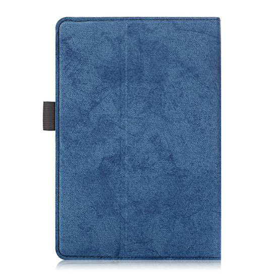 Case2go Huawei MatePad T8 hoes - Universele tablet hoes - 8 inch - Wallet Book Case - Donker Blauw