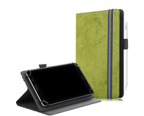 Huawei MatePad T8 hoes - Universele tablet hoes - 8 inch - Wallet Book Case - Groen