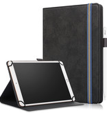 Case2go Huawei MatePad 10.4 hoes - Wallet Book Case - 10.4 inch - Zwart