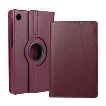 Huawei MatePad T8 hoes - Draaibare Book Case - Paars
