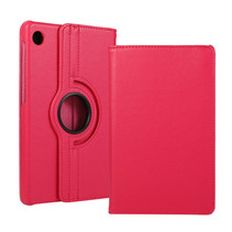Huawei MatePad T8 hoes - Draaibare Book Case - Magenta