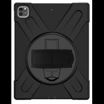 iPad Pro 11 (2018/2020) Cover - Hand Strap Armor Case - Zwart