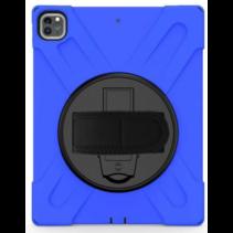 iPad Pro 11 (2018/2020) Cover - Hand Strap Armor Case - Blauw