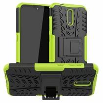 Nokia 2.3 Hoesje - Schokbestendige Back Cover - Groen
