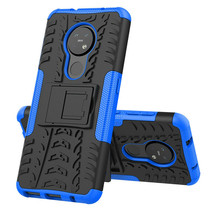 Nokia 6.2 Hoesje - Schokbestendige Back Cover - Blauw