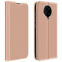 Xiaomi Poco F2 Pro Hoesje - Dux Ducis Skin Pro Book Case - Rosé Goud