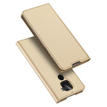 Xiaomi Redmi Note 9S Hoesje - Dux Ducis Skin Pro Book Case - Goud