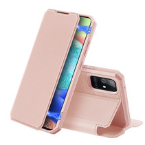Samsung Galaxy A71 5G hoesje - Dux Ducis Skin X Case - Roze