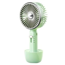 WIWU - Ventilator Staand - Tafelventilator- Statiefventilator - Groen