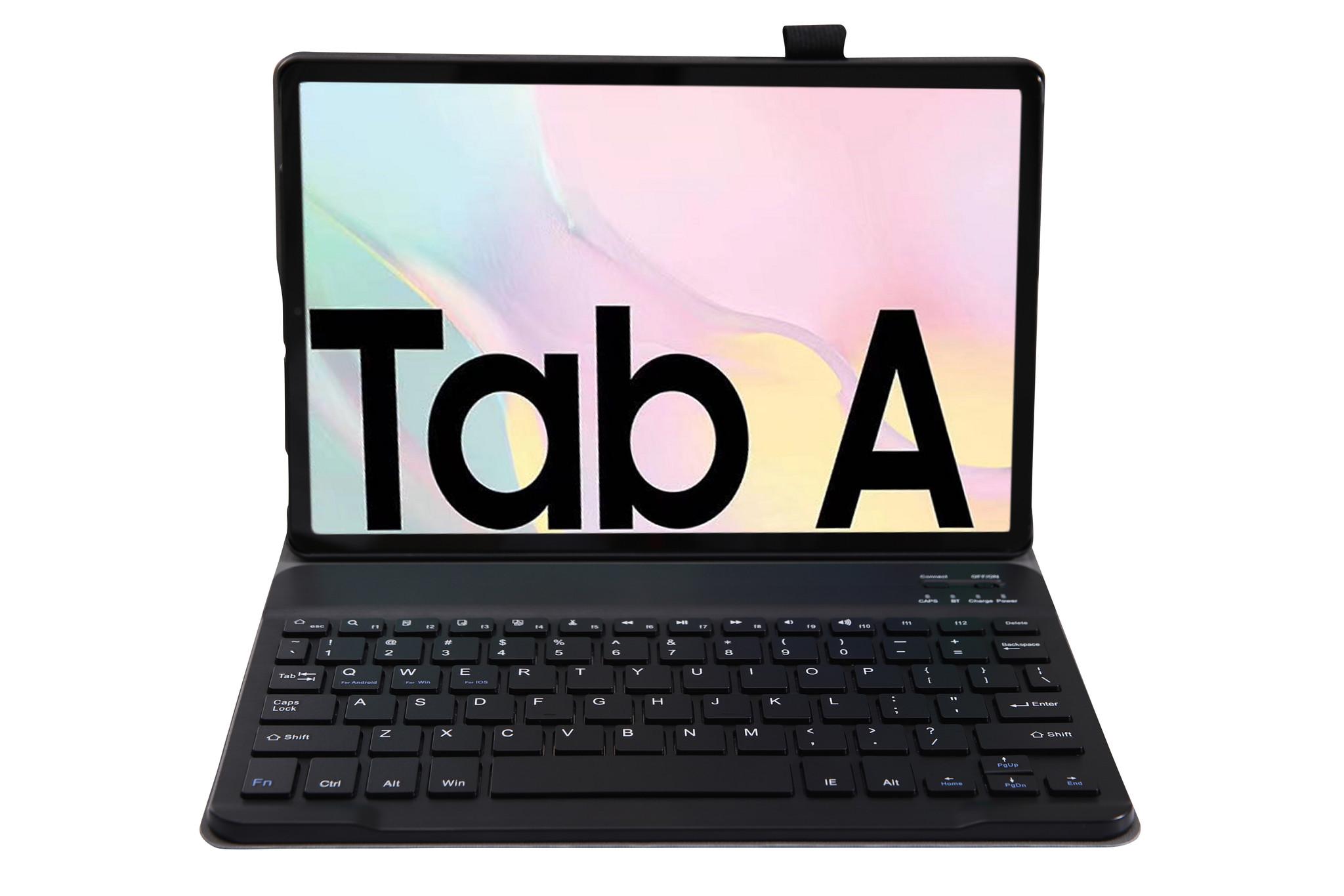 Bluetooth Keyboard Case for Samsung Galaxy Tab A7 (2020) 10.4 inch Ultrathin Bluetooth Keyboard Case with magnetic wireless QWERTY Keyboard