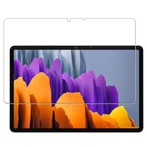 Samsung Galaxy Tab A7 (2020) - Tempered Glass Screenprotector - Case Friendly - Transparant