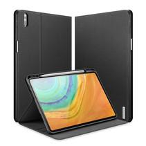 Huawei MatePad Pro 10.8 - Dux Ducis Domo Book Case - Zwart