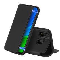 Huawei P Smart 2020 hoesje - Dux Ducis Skin X Case - Zwart